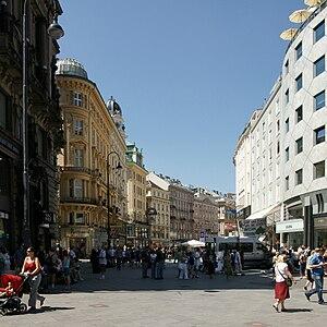 Austria, Vienna, Stephansplatz Русский: Австри...