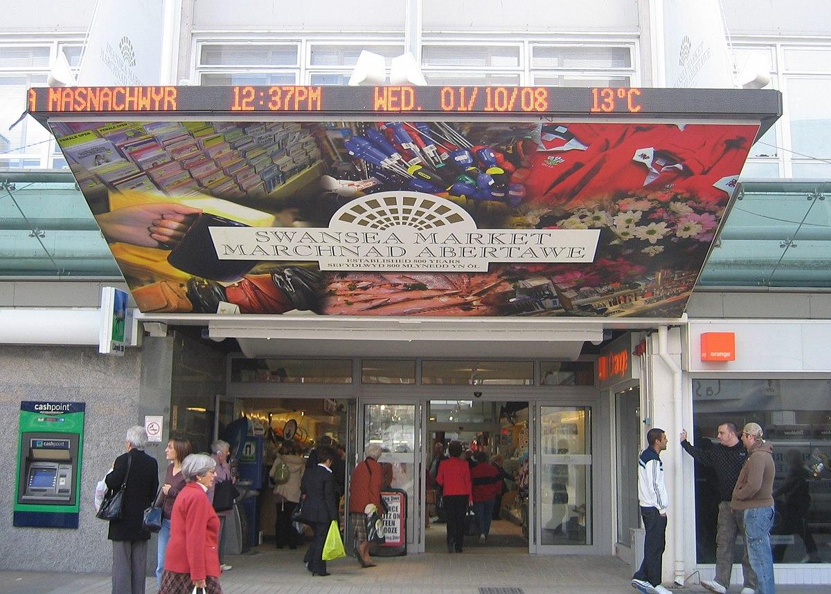 Swansea Market Wikipedia