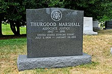 Thurgood Marshall Wikipedia