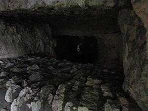 English: Aladza Catacombs