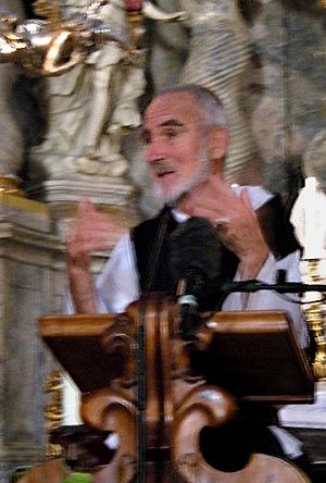 Brother David Steindl-Rast, Austrian-born bene...
