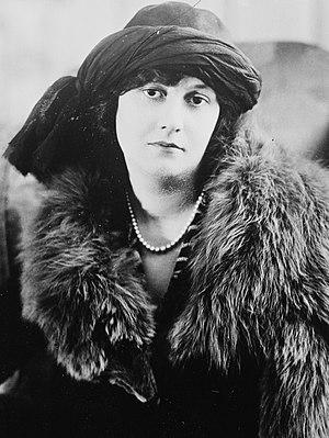 English writer Elizabeth Bibesco née Elizabeth...