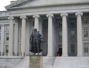 Statue of Albert Gallatin
