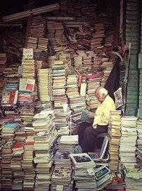Librería de lance en México DF