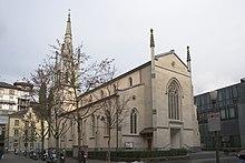 Image result for matthäuskirche luzern