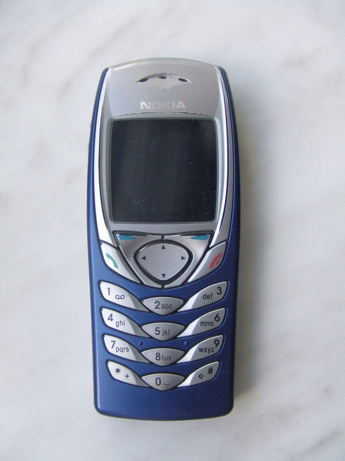 Nokia 6100 Wikipedia