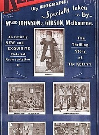 Image result for the story of the kelly gang