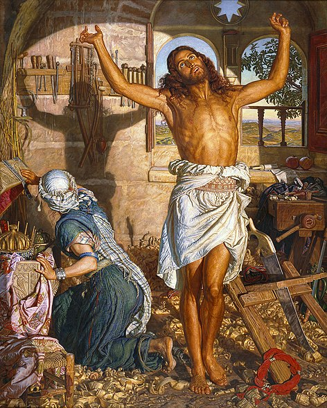 File:William holman hunt-the shadow of death.jpg