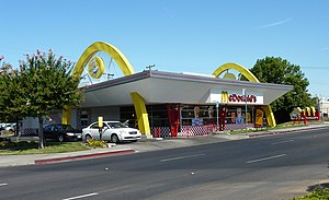 Historic McDonald's location: In July 1955, Ra...