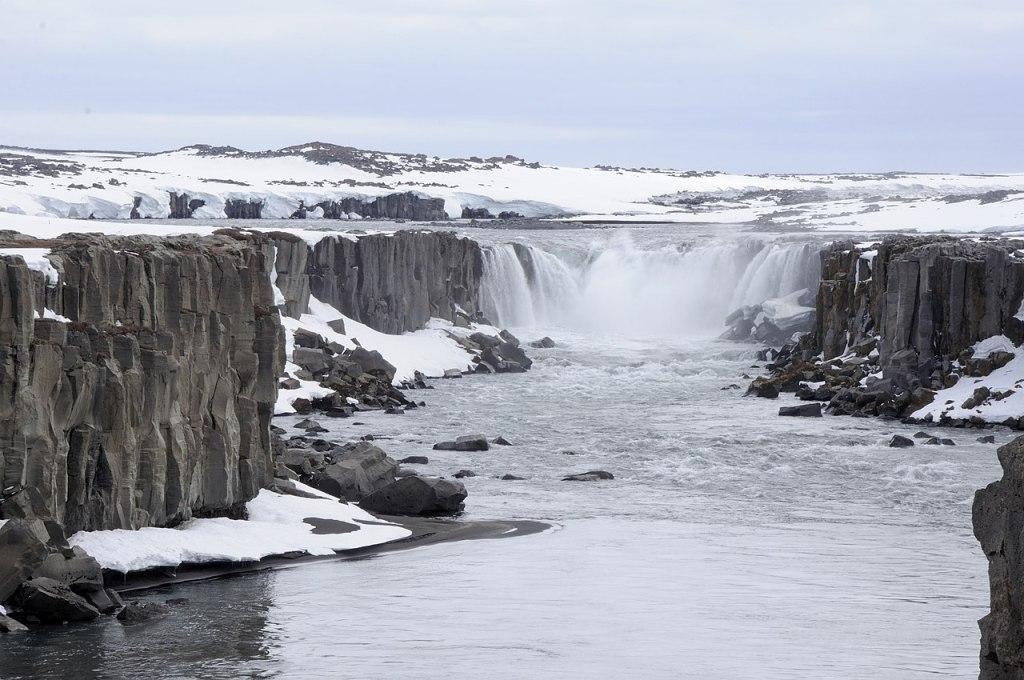 Cascate in Islanda - Selfoss