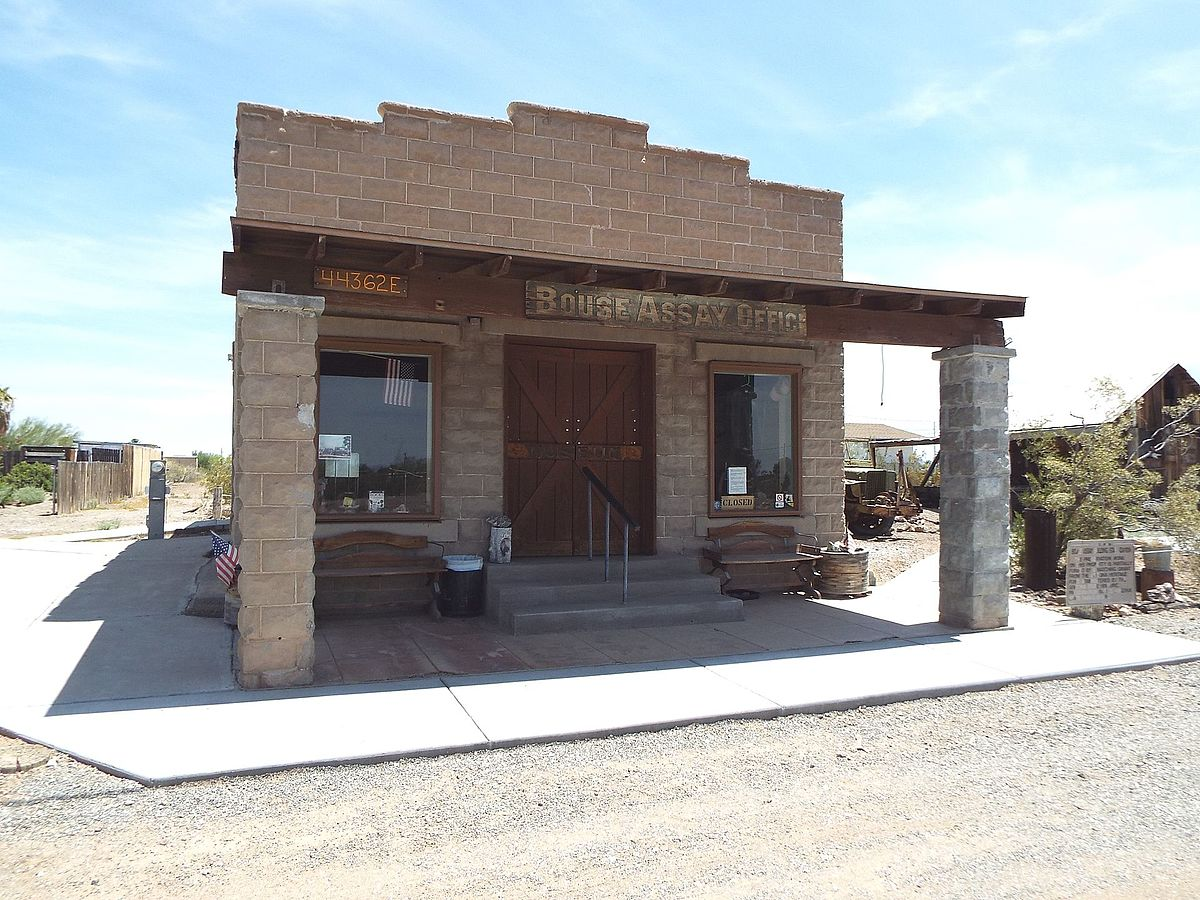 List Of Historic Properties In Bouse Arizona Wikipedia