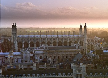 The University of Cambridge has the largest un...