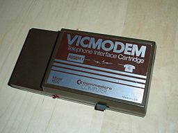 CommodoreVICModem
