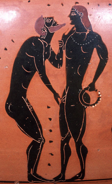 Homosexuality in ancient cultures