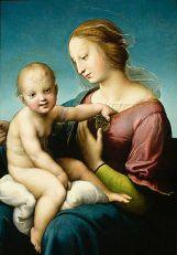 Virtual Tour of Raffaello's Art