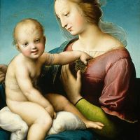 10 Famous Madonna and Child Paintings by Raphael