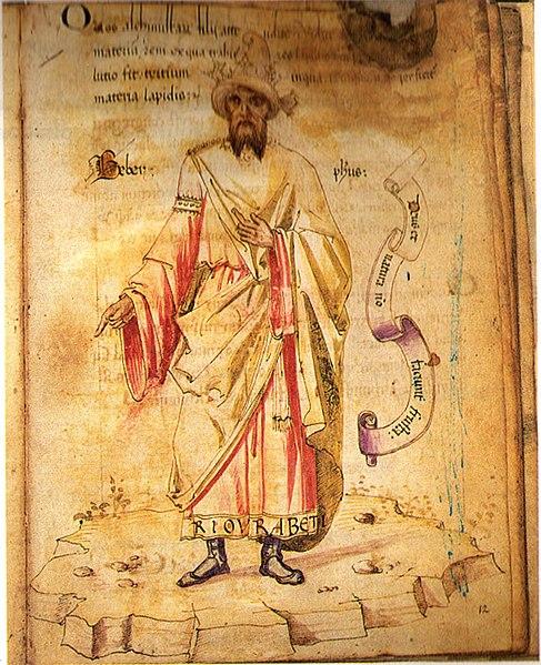 Abu Musa Jabir bin Hayyan / Jabir Ibnu Hayyan / Gebert (721-815)