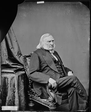 Judge Samuel Nelson, U.S. Supreme Court - NARA...