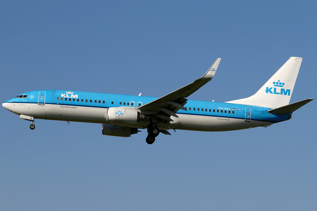 Dutch carrier KLM is the first to break ranks & charge for checked baggage.