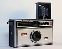 "Kodak ""Instamatic"" Camera"