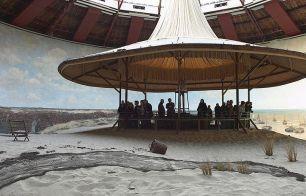 800px Panorama mesdag binnen O que fazer em Haia, na Holanda