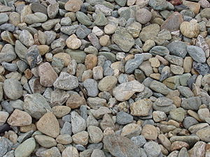 English: Pebbles