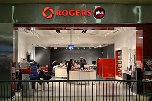 Rogers Plus, Markville Shopping Centre built b...