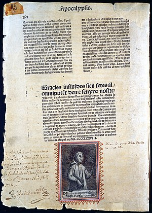 Valencian Bible (first Bible in catalan language)