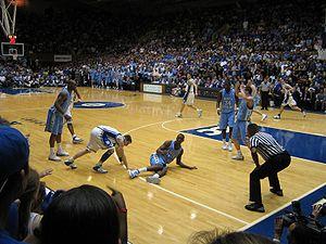North Carolina Tar Heels vs. Duke Blue Devils ...