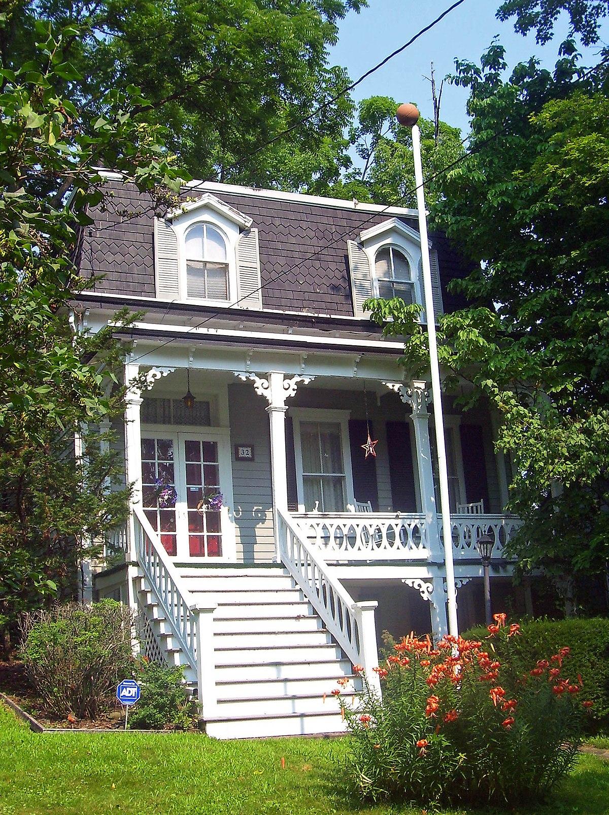 Gilbert Millspaugh House Wikipedia
