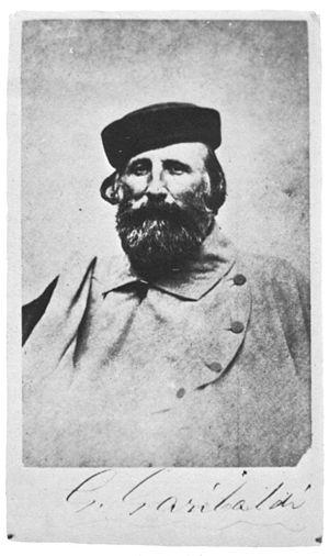 July 20: Garibaldi.