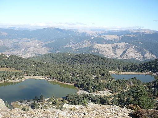 Lagunas de Neila (Burgos)