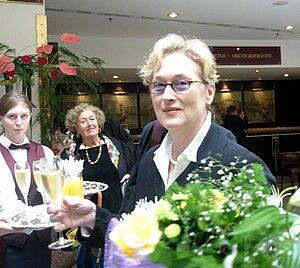 Meryl Streep in St-Petersburg, Russia