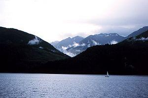 Inside Passage, British Columbia, Canada