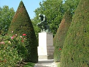 Paris Musée Rodin Penseur