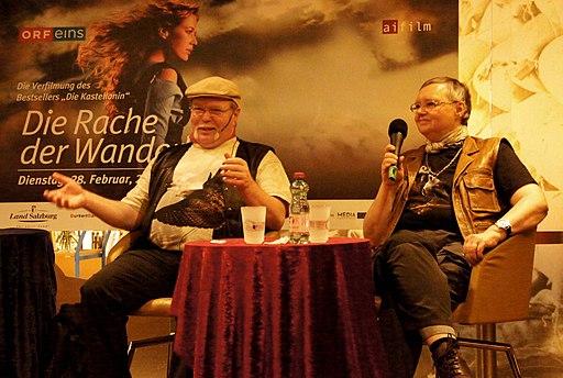 Vienna 2012-02-22 'Iny Lorentz' reading