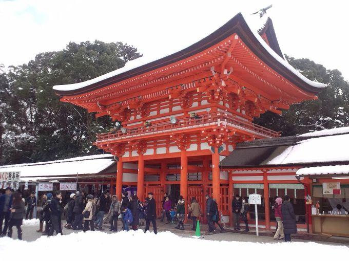 賀茂御祖神社 - 楼門2