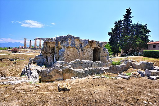 Archaeological Site of Ancient Corinth by Joy of Museums - 3