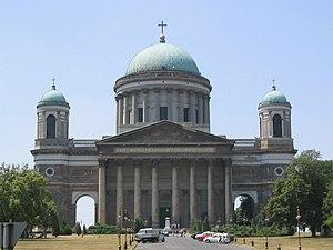 Central Europe: St. Adalbert's Basilica, Eszte...