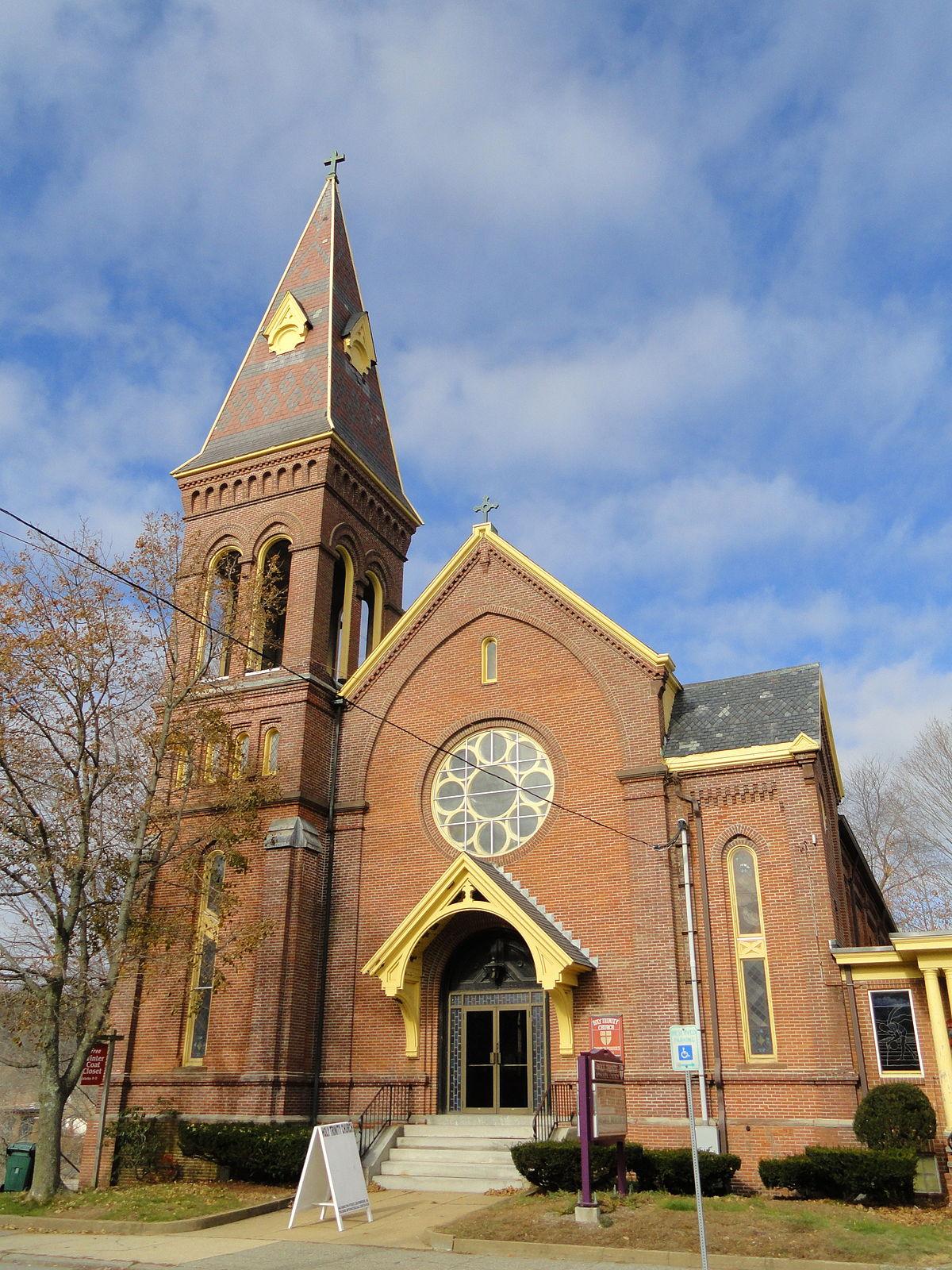 Holy Trinity Episcopal Church Southbridge Massachusetts
