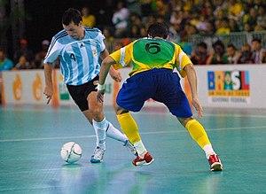Português: Futsal nos Jogos Pan-Americanos Rio...