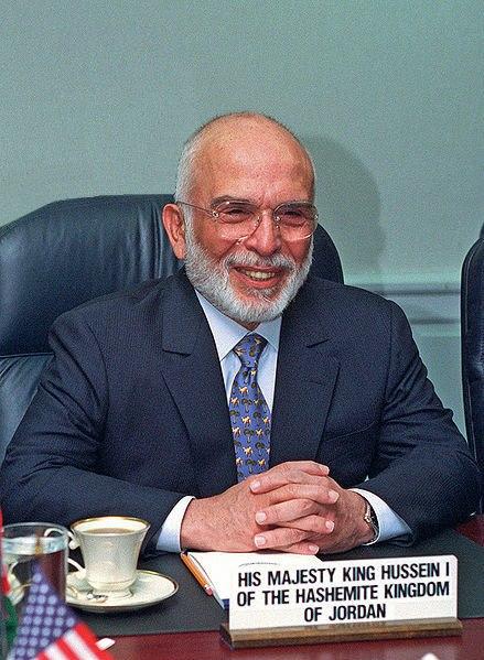 Archivo:Hussein of Jordan 1997.jpg