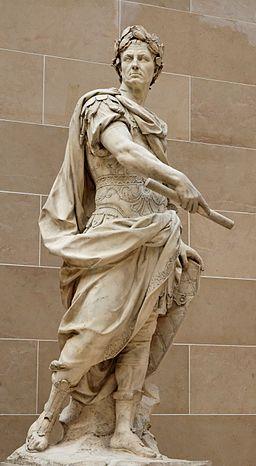 Julius Caesar Coustou Louvre MR1798