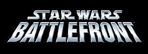 Logo of Star Wars Battlefront.