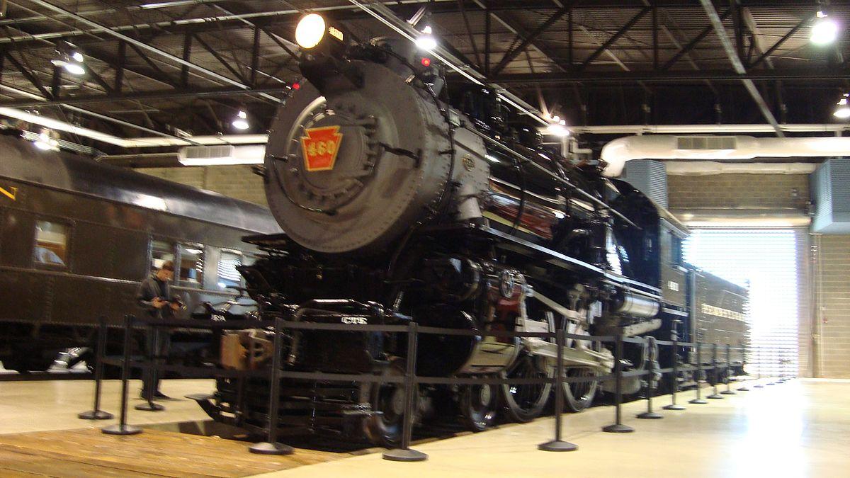 Pennsylvania Railroad 460 Wikipedia