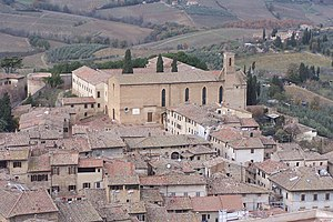 San Gimignano view from torre grossa 3