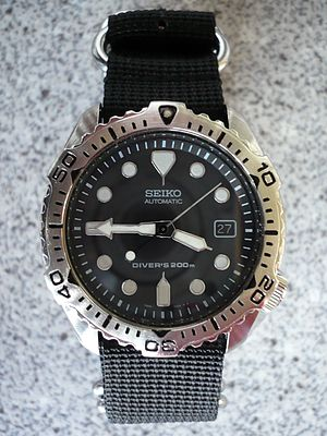 Seiko 7002-7020 Diver's 200 m (tool watch suit...