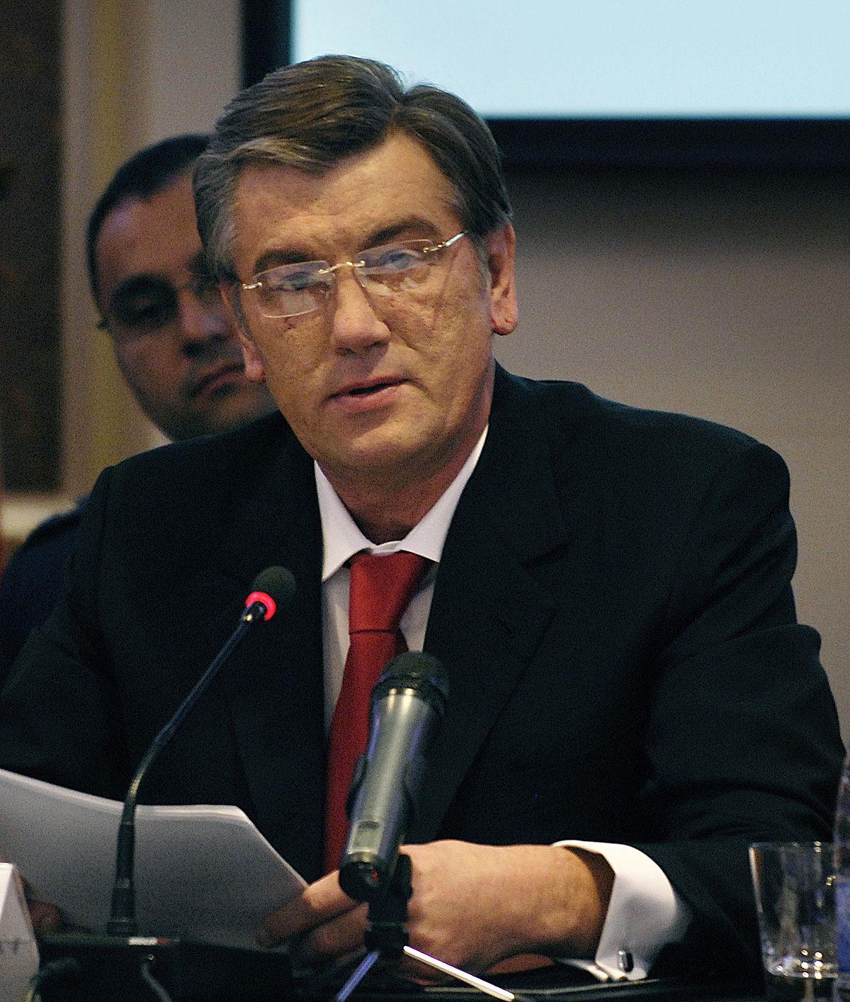 Viktor Yushchenko Wikiquote