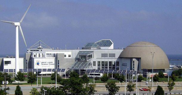 Resultado de imagen para Great Lakes Science Center