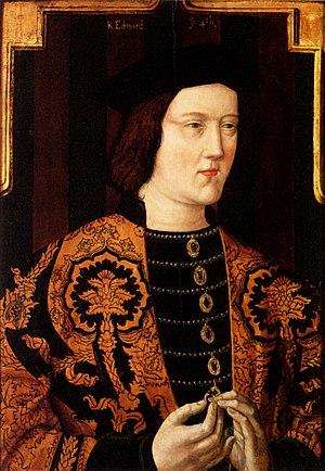Edward IV Plantagenet (1442-1483)